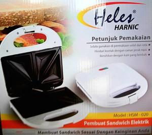 harga Pemanggang Roti Heles Sandwich Tokopedia.com