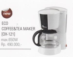Oxone Coffee And Tea Maker : Jual JUAL Oxone Eco Coffee or Tea Maker, ox-121 (Alat Pembuat Seduhan - Pusat Alat Masak Lengkap ...