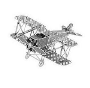 harga Miniatur 3D Logam Tipis Rakit Sendiri Model Pesawat Fokker D-VII Tokopedia.com