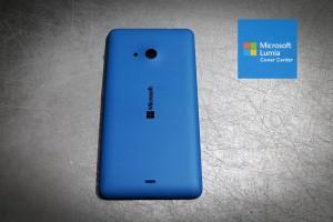 harga Back Cover / Case Microsoft Lumia 535 Cyan Tokopedia.com