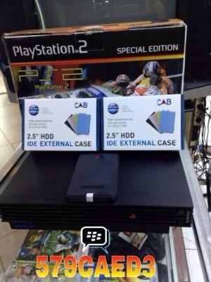 harga Playstation 2 / PS2 lengkap +usb hdd 40gb Tokopedia.com