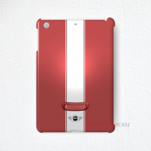 harga Red Mini Cooper  iPad Mini 3 Air Custom Hard Case Tokopedia.com