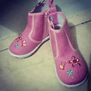harga sepatu anak little m Tokopedia.com