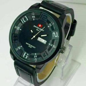 jam tangan swiss army(casio guess rolex aigner bonia fossil gc
