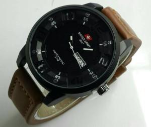 jam tangan swiss army(casio guess fossil rolex cat puma ripcurl gc