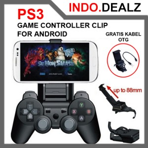 harga SMART GAME CLIP FOR HP PS3 CONTROLLER SAMSUNG ANDROID IPHONE XIAOMI Tokopedia.com