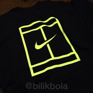 harga tshirt / kaos tenis lapangan Tokopedia.com
