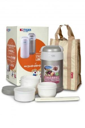 harga Tiger Stainless Lunch Jar Susun 3 Tokopedia.com