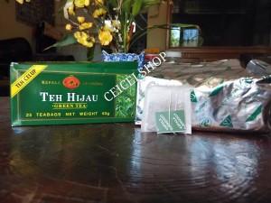 Jual Teh Hijau Green Tea Celup Kepala Djenggot Kesehatan ...