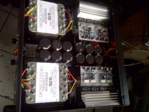 power amplifier rakitan 2000 watts ampli rakitan profesional i/outdoor