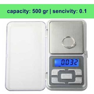 harga Digital Pocket Scale | TIMBANGAN EMAS SAKU# 500 gr/ 0,1 gr Tokopedia.com