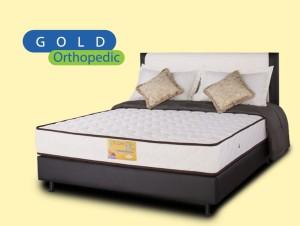 Super Fit Kasur Spring Bed Gold Firm 160x200 - Kasur Saja 160 x 200