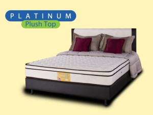 Super Fit Kasur Spring Bed Platinum 160x200-Kasur Saja 160 x 200