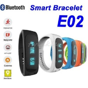harga TiFo Smart Watch Bracelet Bluetooth E02 Tokopedia.com