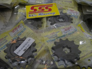 harga Gear SSS Depan 428 : KLX, DTRACKER : Size 12T-15T Tokopedia.com