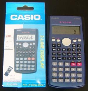 harga Kalkulator Casio Fx 350ms Scientific Calculator Tokopedia.com
