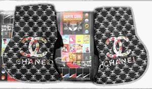 New !! sarung tangan anti panas tempel stang motor SUPERCOOL CHANEL
