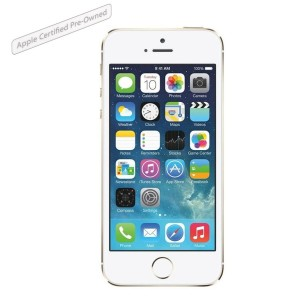 harga Refurbished Apple Iphone 5S Certified Pre-Owned - 16GB - Gold Tokopedia.com