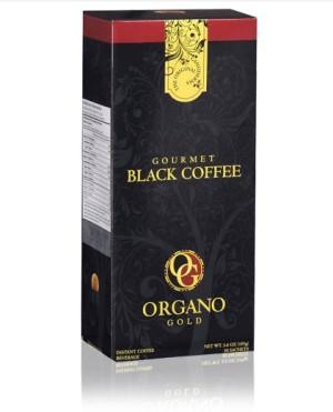Organo gold black coffee kopi hitam ganoderma