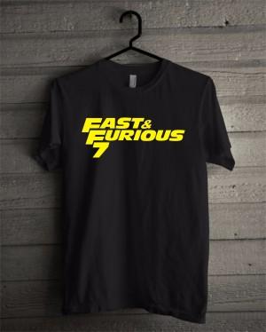 Kaos Movie Kaos Distro Fast Furious 7