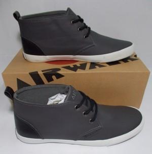 Sepatu Airwalk Liam Dark Brown Original 100% Termurah