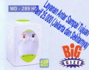 Dispenser Miyako WD-289HC Hot n Cool