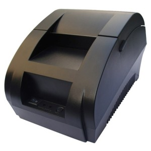 harga POS Thermal Printer 57.5mm Zjiang - ZJ-5890K - Black Tokopedia.com
