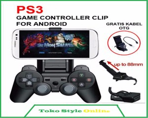 harga SMART GAME CLIP FOR HP HANDPHONE PS3 CONTROLLER FOR SAMSUNG ANDROID XI Tokopedia.com