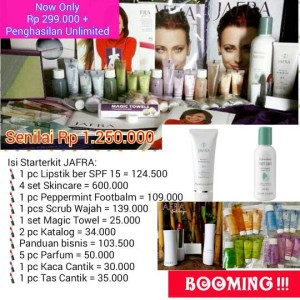 Jual JAFRA Cosmetics Indonesia Member - Jafra Cosmetics Id   Tokopedia