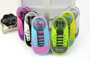 harga Earphone unik bentuk tali sepatu untuk Iphone 5s / 6 Tokopedia.com