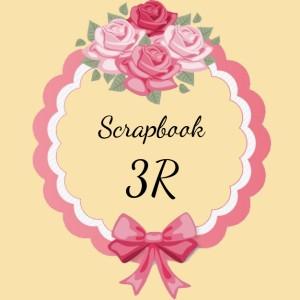 Scrapbook Frame 3D Ukuran 3R