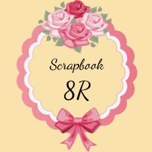 Scrapbook Frame 3D Ukuran 8R