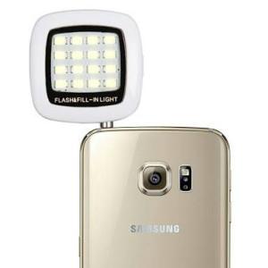 iblazr lampu tambahan buat kamera handphone lampu external