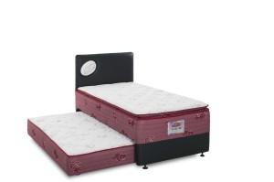 Musterring Kasur Spring Bed 2in1 Master K PT Bear - Full Set 140 x 200