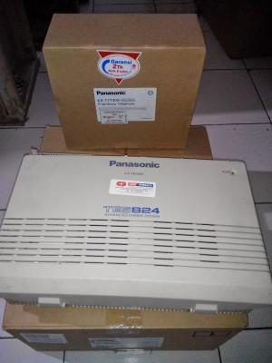PABX Panasonic KX TES - 824ND