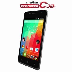 Handphone / HP Smarfren C3Si [DualCore / RAM 512MB / Internal 4GB]
