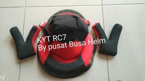 Busa Helm KYT RC7
