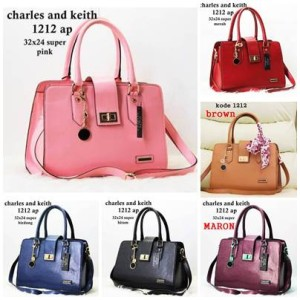 RESTOK TAS charles and keith 1212 SUPER 160.000