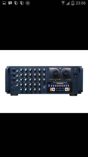 Ampli Mixer soundcraftsmen SA 3010