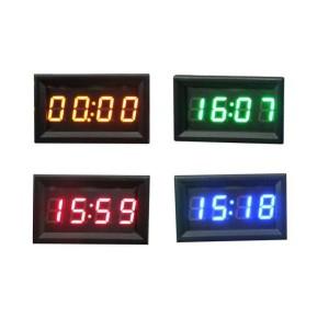 harga Jam Digital Panel Dasboard Mobil / Motor 12V - 24V Tokopedia.com