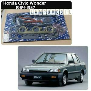 Packing Set Honda Civic Wonder 1984-1987 ( Made In Taiwan)