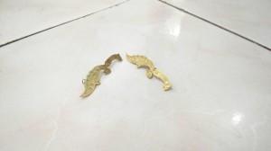 harga Pin Kujang, Pin kujang model peniti Tokopedia.com