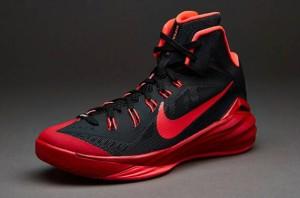 harga Nike Hyperdunk 2014 - Black / Hyper Red Tokopedia.com