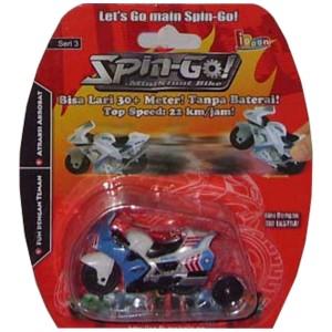 harga spin go motor mini stunt bike kecil police polisi Tokopedia.com