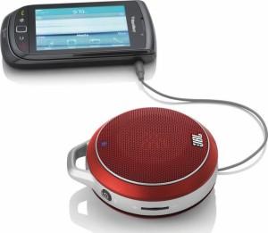 Mini Speaker Bluetooth Portable JBL Micro Wireless (Merah) ...
