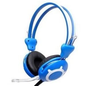 Kinbas High Quality HiFi Gaming Headset with Microphone - DF905 - Blue