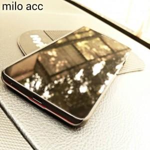 Alcatel One Touch Idol X 6040D BLACK Hardcase case casing