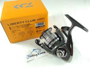 Daiwa LIBERTY CLUB 3000H Spinning Reel - JDM