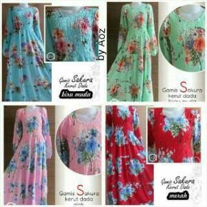 harga Dress sakura Tokopedia.com