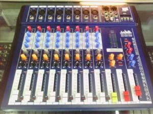 mixer audio McAudio 8ch effect + usb